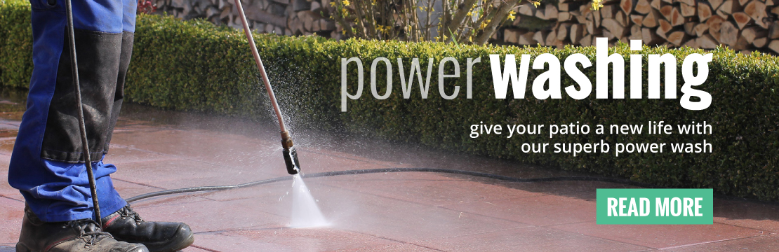 power washing devon