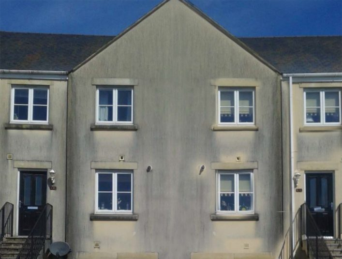 domestic k render cleaning devon