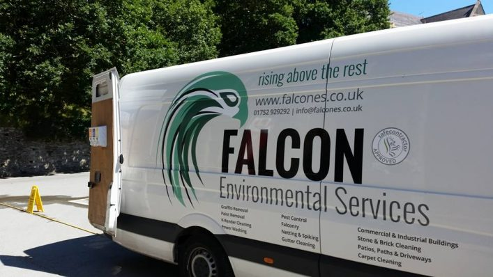 falcon environmental services devon