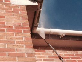 property gutter cleaning devon