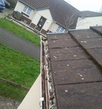 domestic gutter cleaning devon