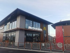 McDonalds Saltash