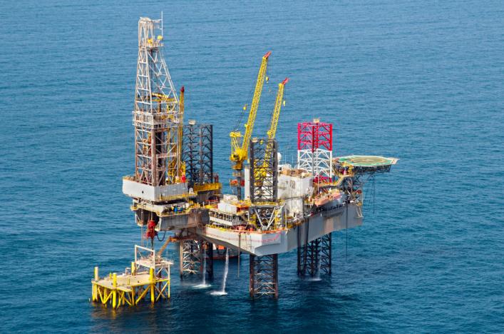 oil rig bird control