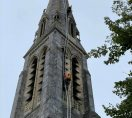church/cathedral bird proofing